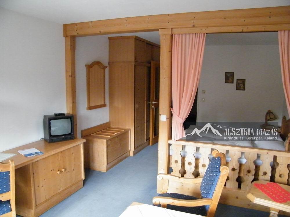 Russbach apartmanok