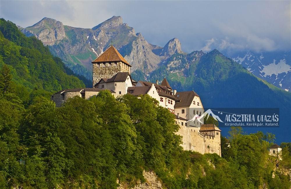 Vaduz - kastély