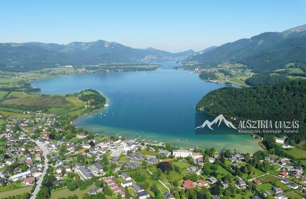 Élményteli nyaralás a Wolfgangsee partján
