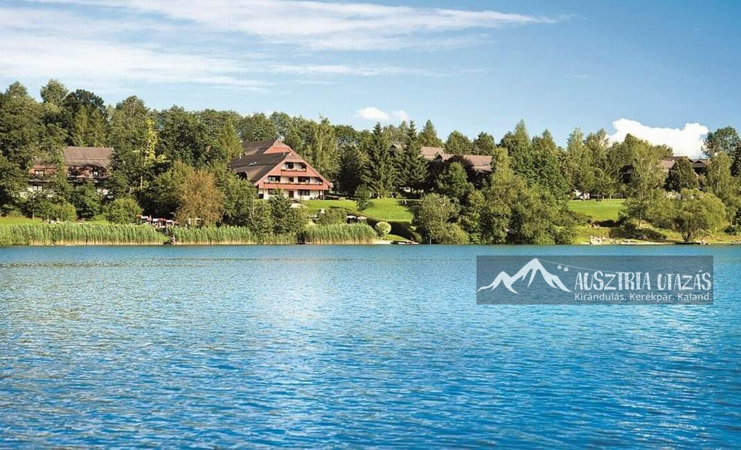 All inclusive tóparti vakáció Karintiában