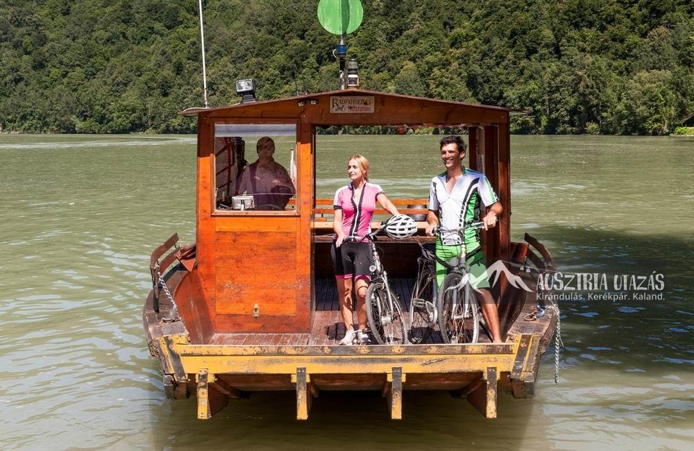 Duna menti kerékpározás