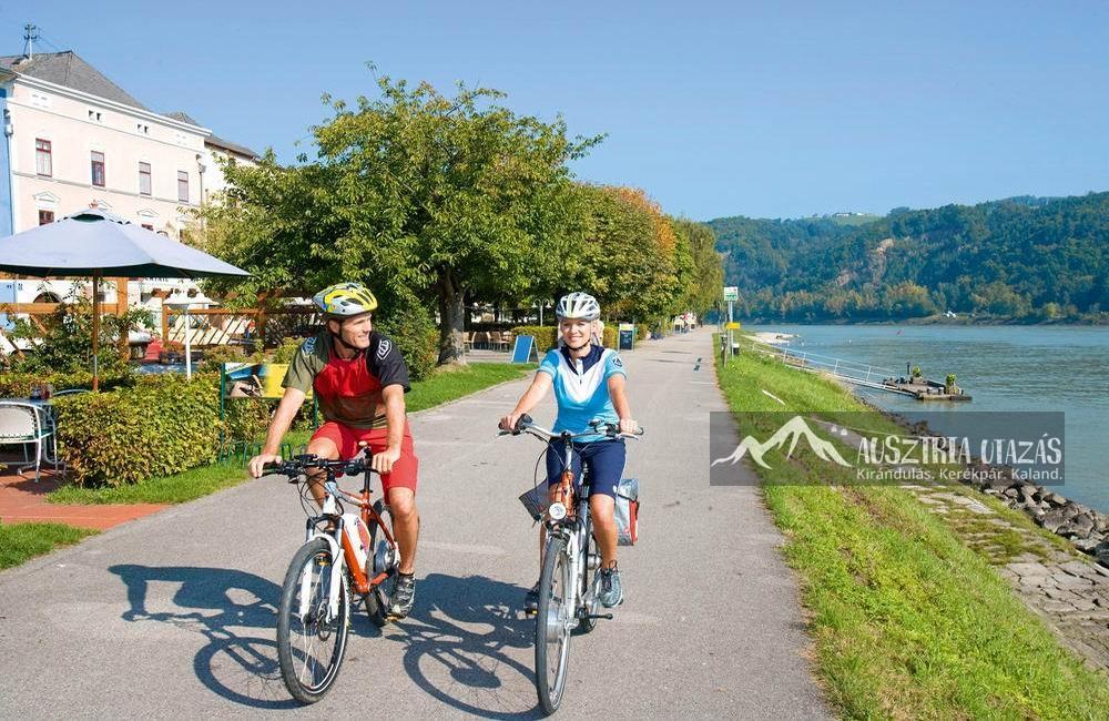 Élményteli biciklis kirándulás a Duna mentén