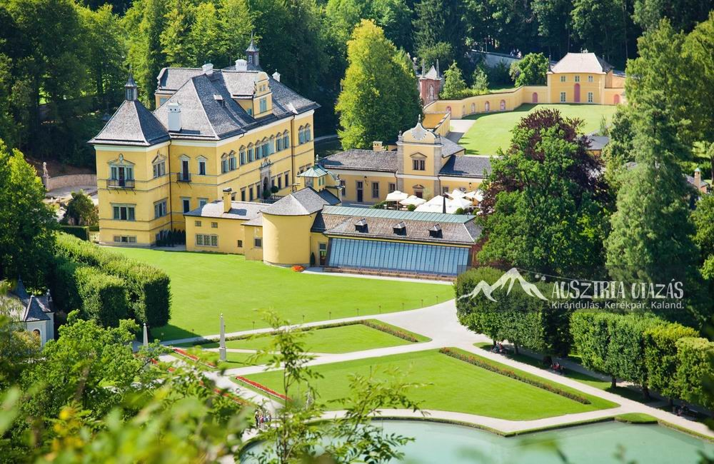 Hellbrunn - kastély