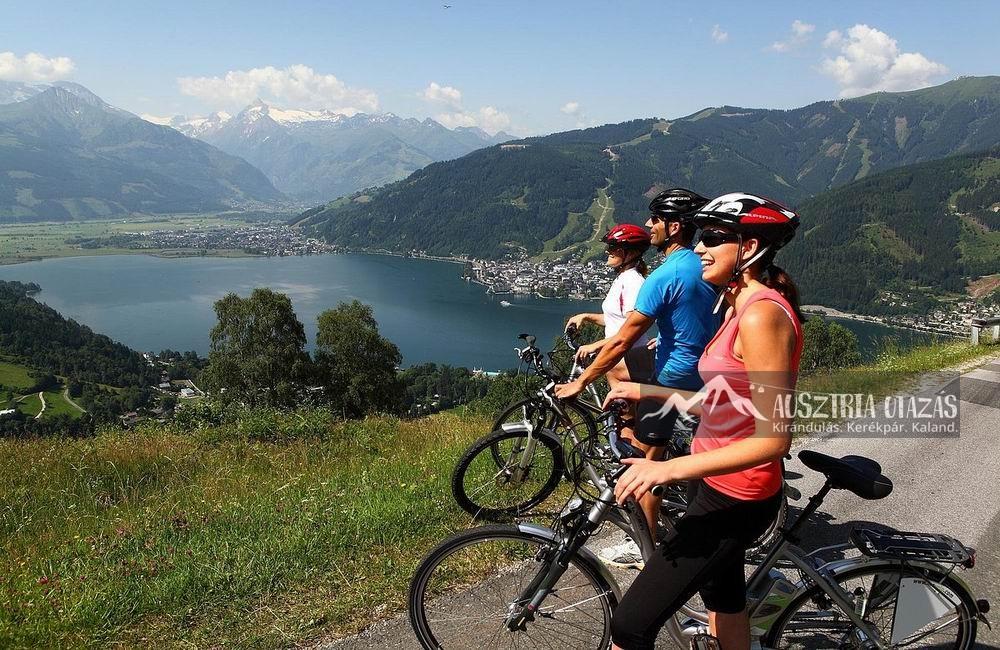 Tauernradweg -Zell am See