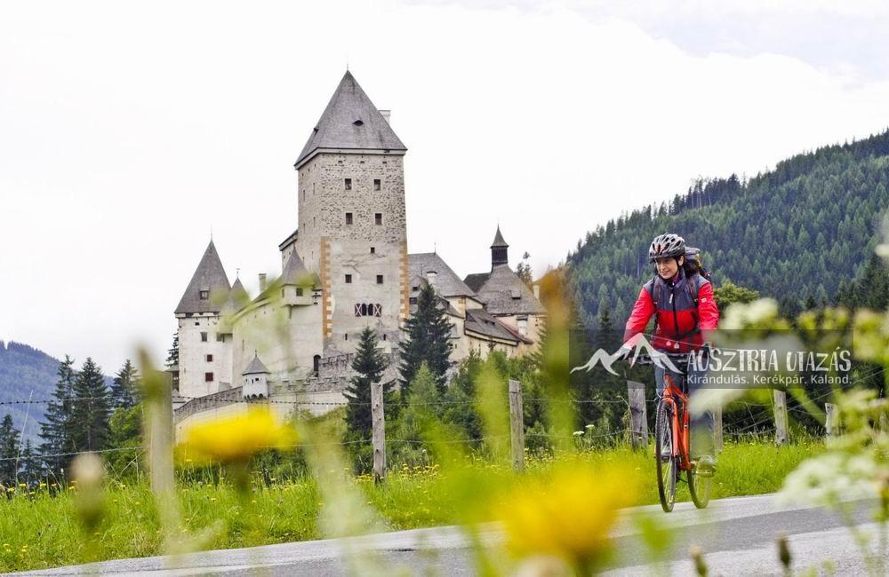 Murradweg: végig a Mura menti kerékpárúton