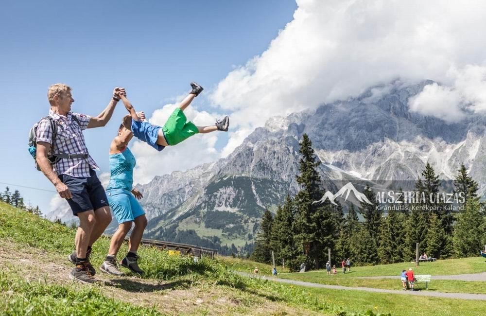 egyetlen gyerekekkel nyaralás ausztria