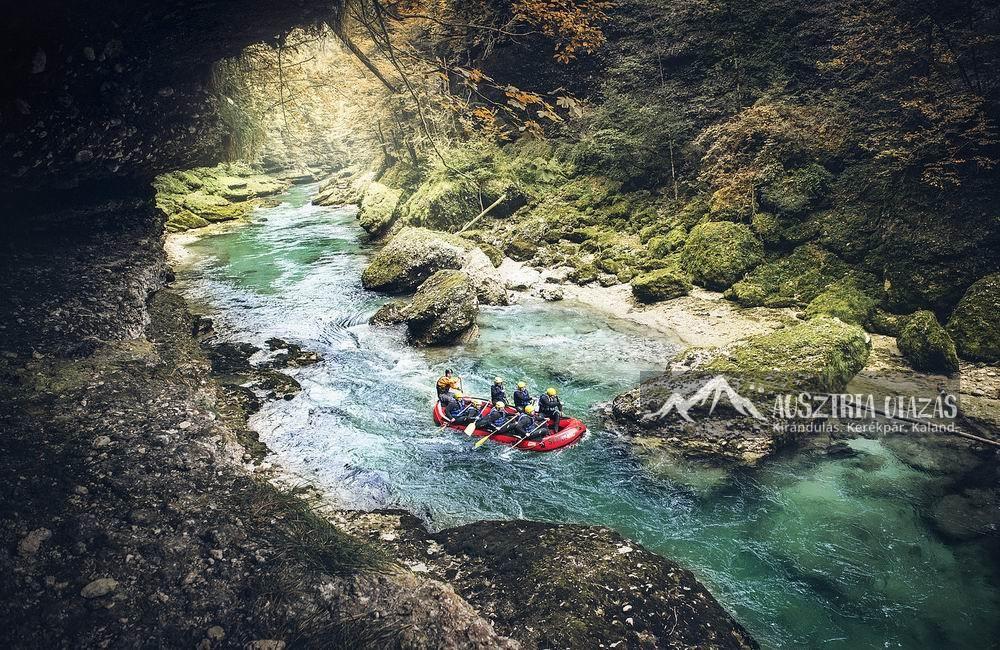 Palfau - rafting
