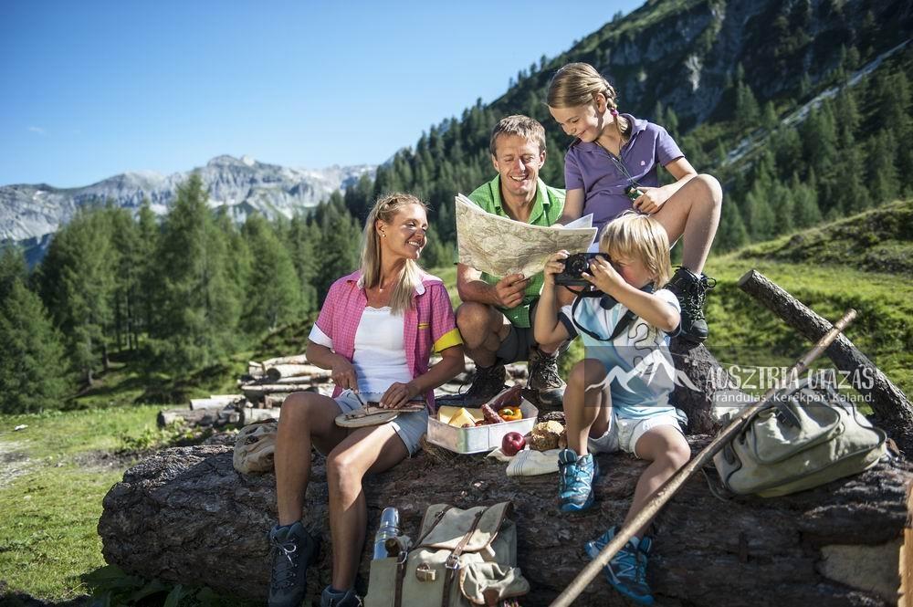 Fantasztikus nyaralás Salzburg régióban