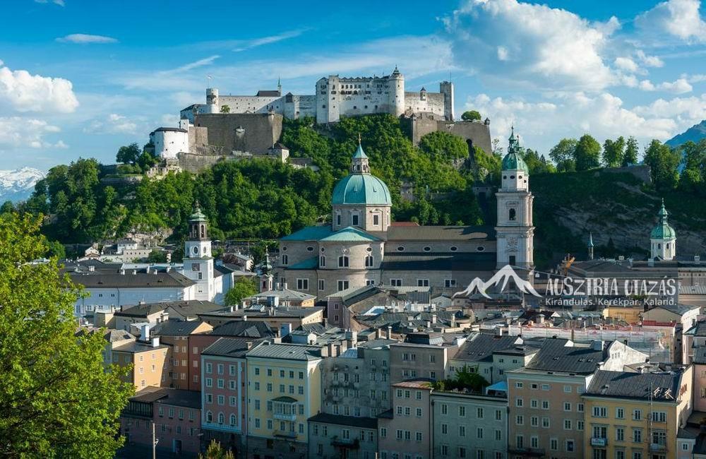 Salzburg - Hohensalzburg vár