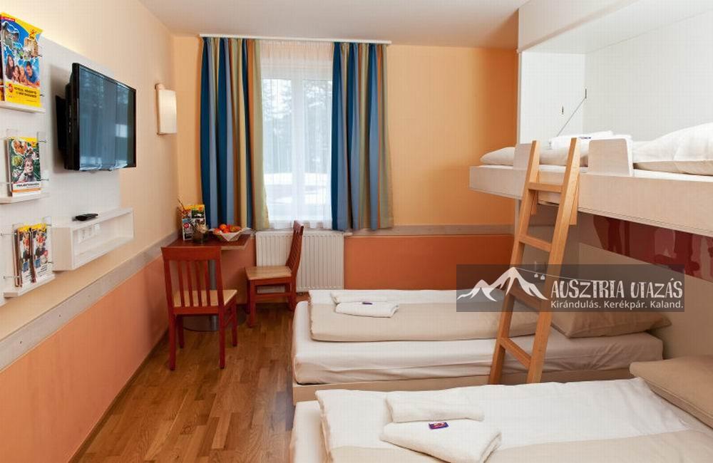 Hochkar családi hotel Jufa