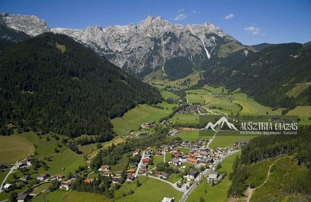 Alpesi varázslat Werfenwengben