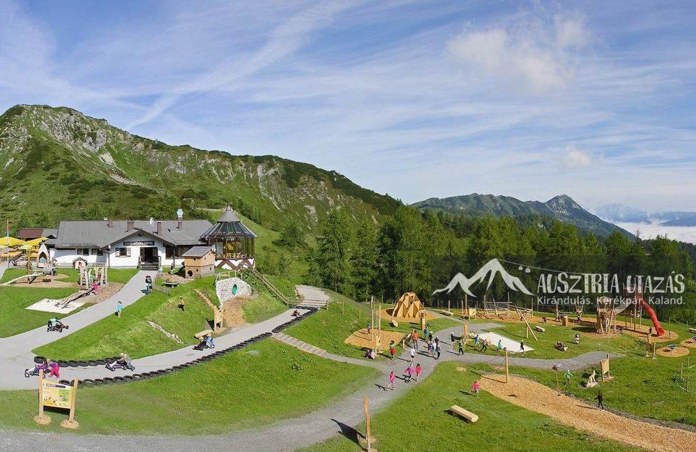Zauchensee - kaland játszótér