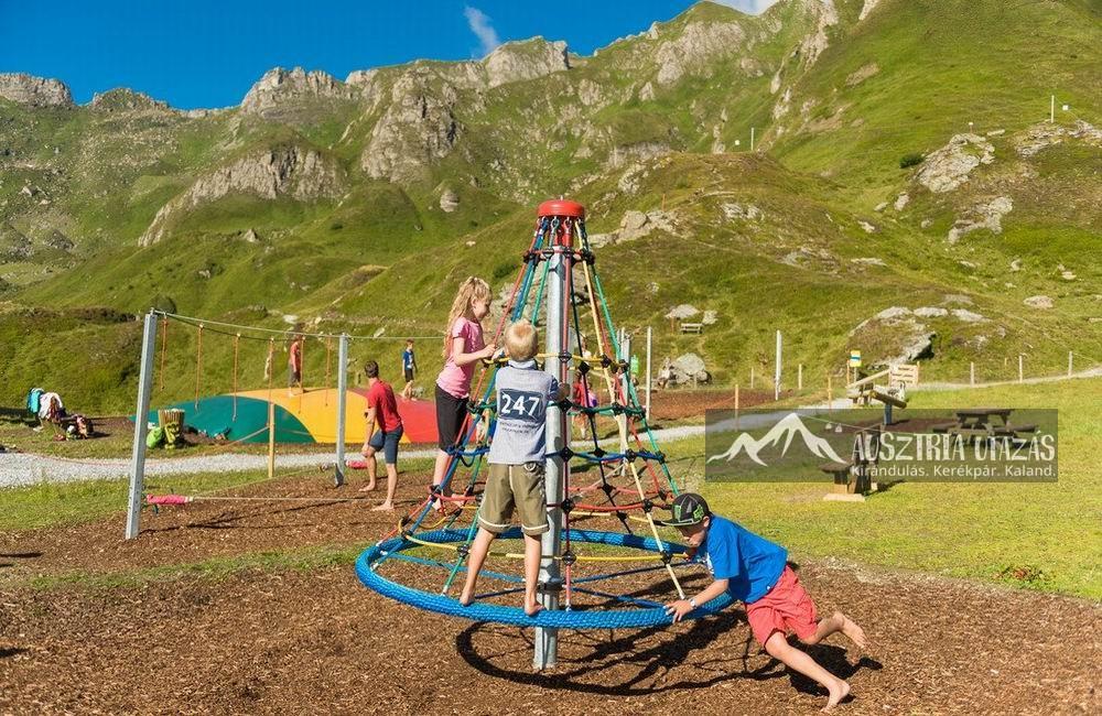 Gastein - Schlossalm játszótér