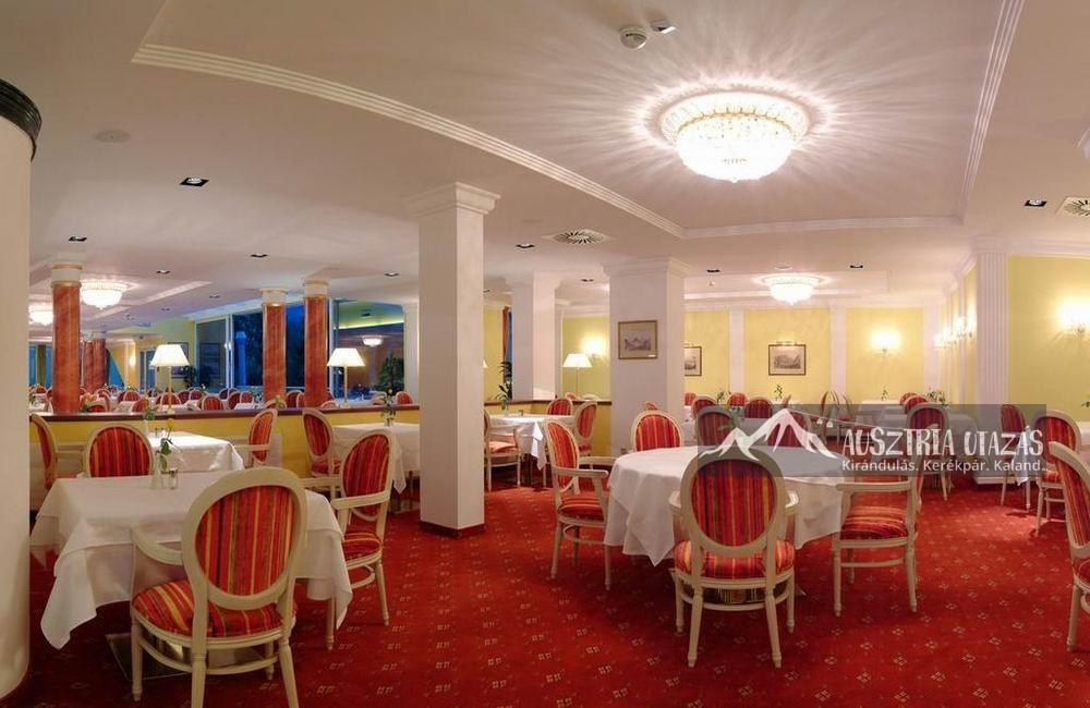 Hotel Norica - étterem