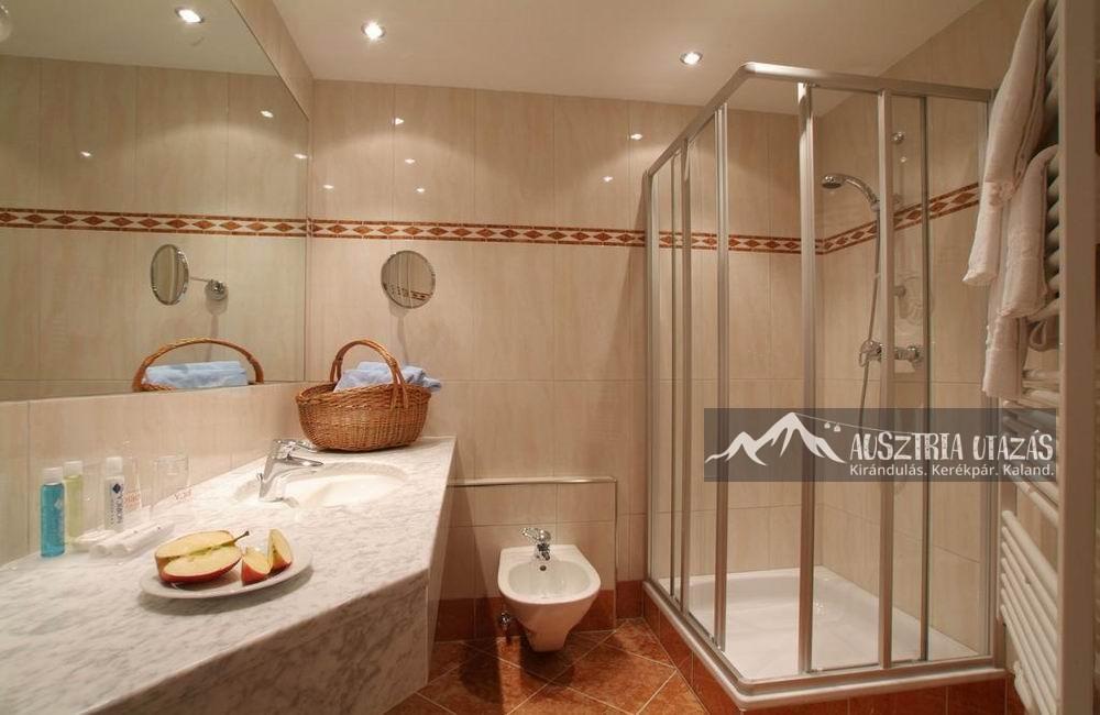 Hotel Norica - fürdő