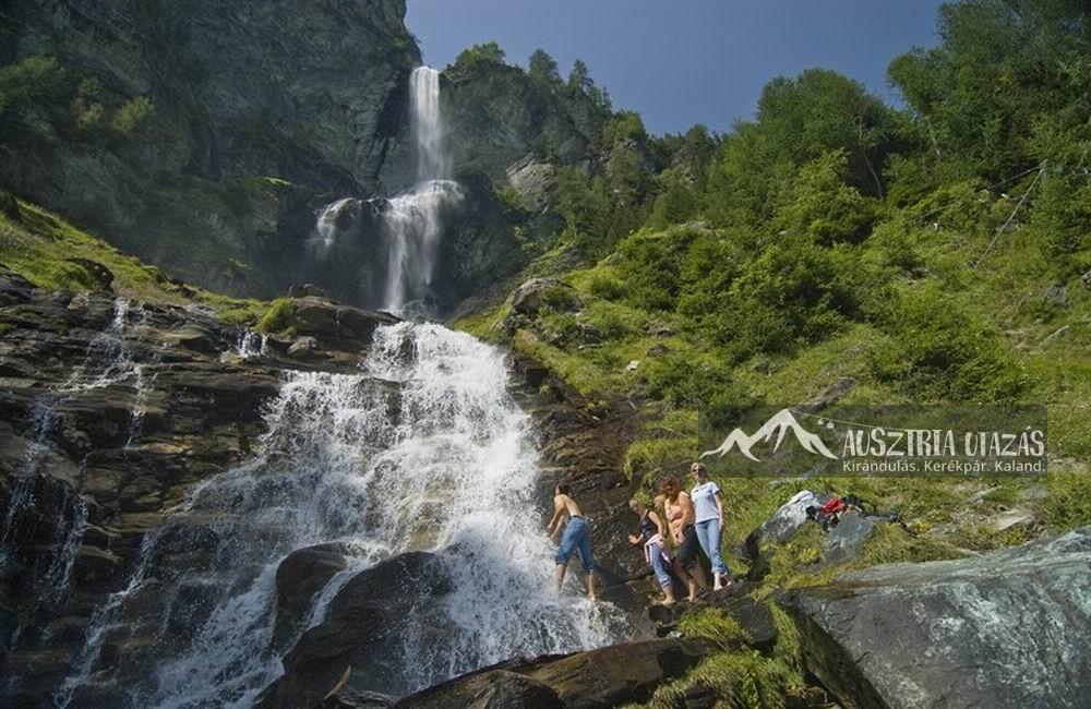 Jungfernsprung-vízesés