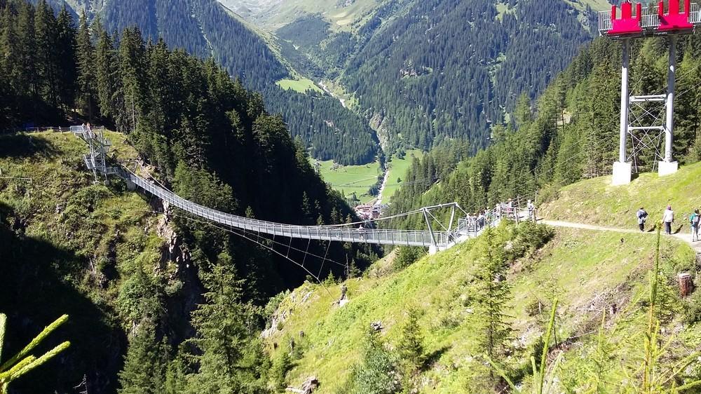 Az Osztrák Alpok virágoskertje