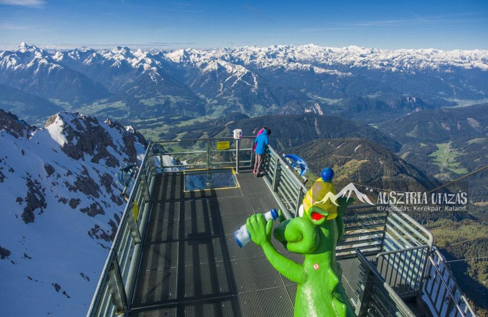 Dachstein-gleccser-skywalk