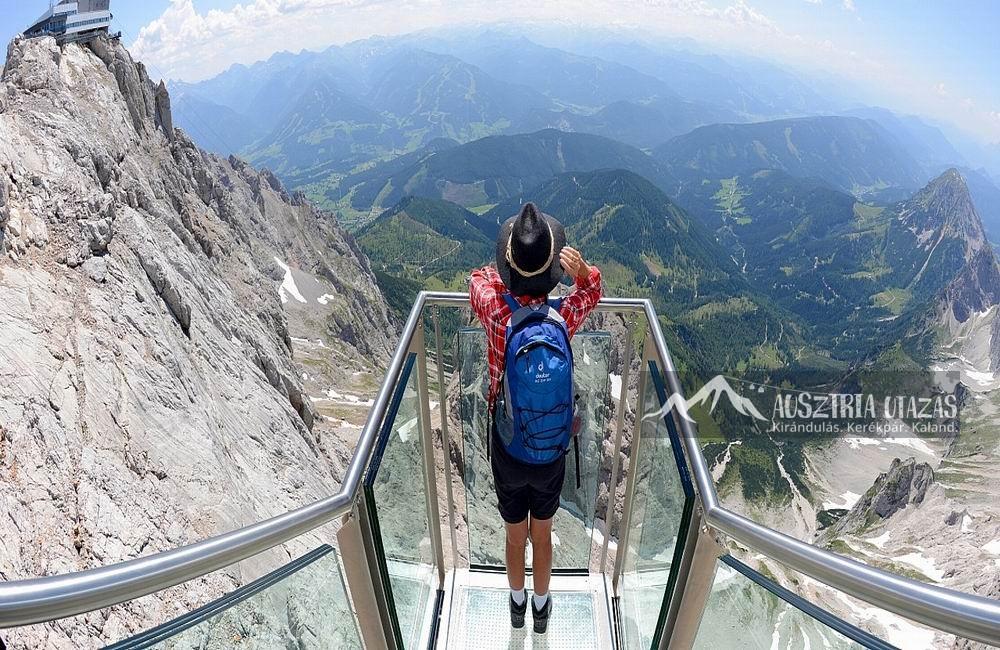 Dachstein-gleccser-Treppe