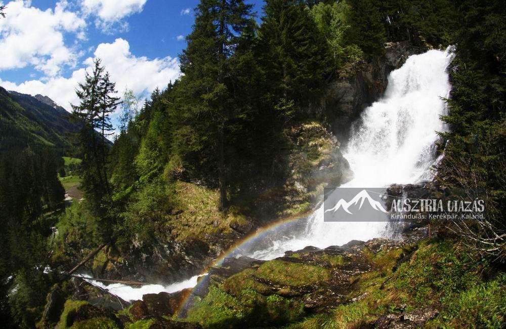 Dachstein - Riesachwasserfall
