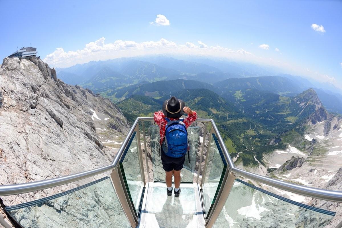 Kalandos nyaralás Schladming-Dachstein régióban