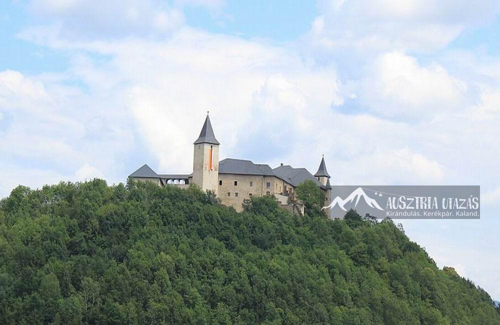 Burg Straßburg - Gurktal