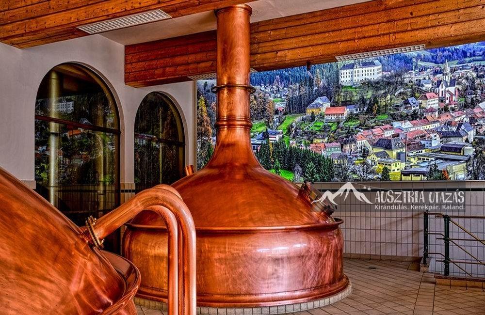 Murau - sörfőzde