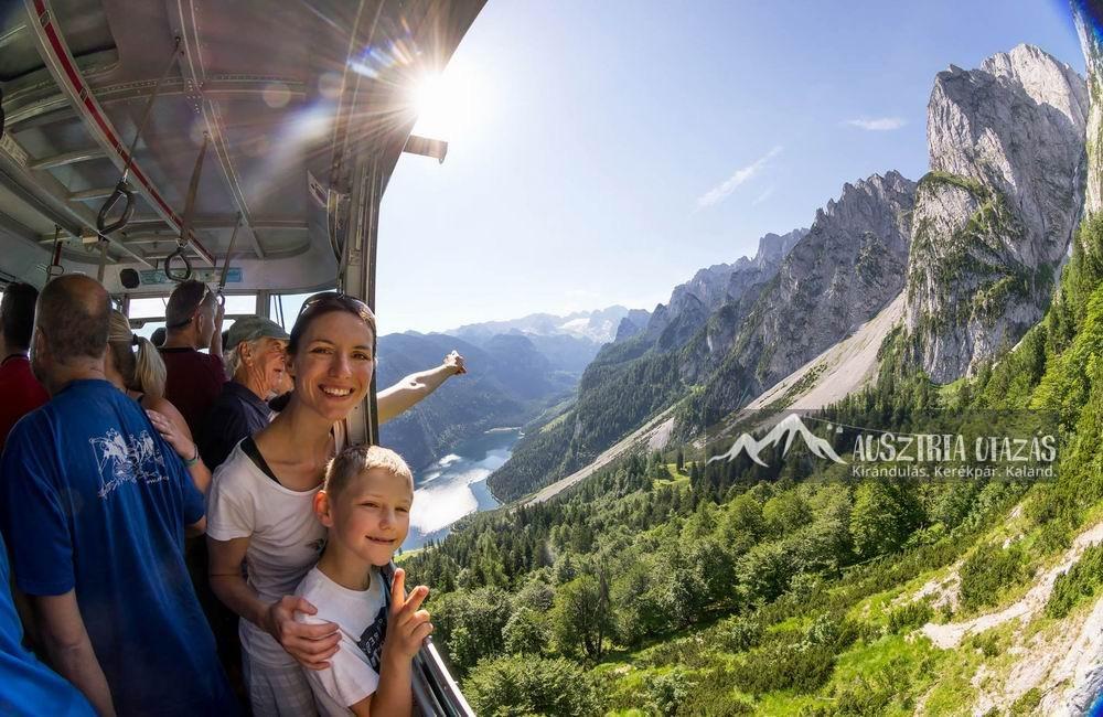 Salzkammergut-Dachstein all inclusive nyaralás