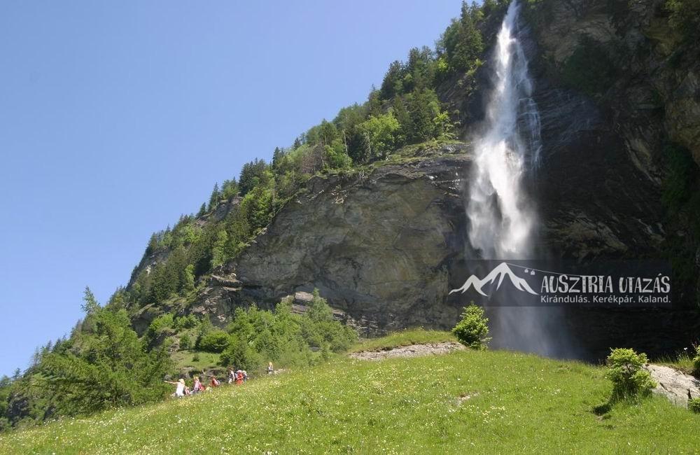 Fallbach Wasserfall Maltatal