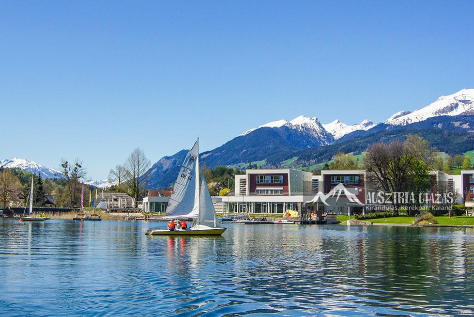 Aktív nyaralás a Millstatti-tó partján