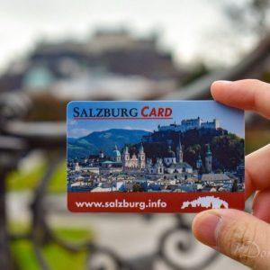 Salzburg kártya