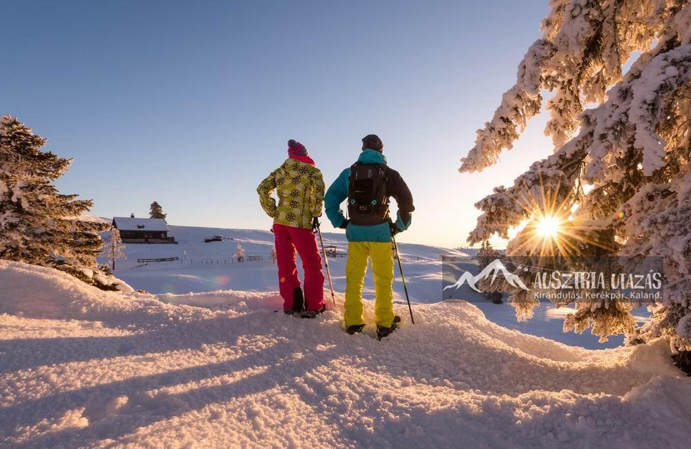 Havas téli élmények Karintiában