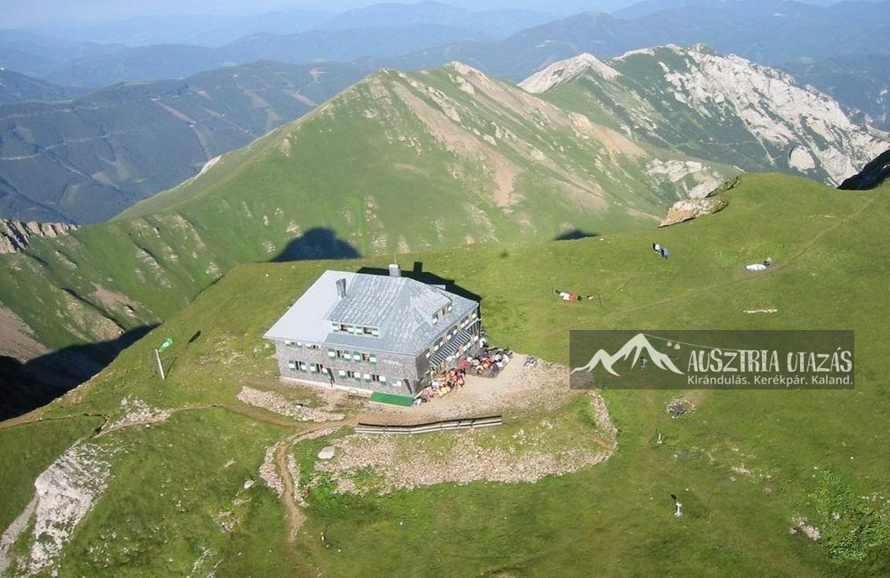 Reichensteinhütte Präbichl
