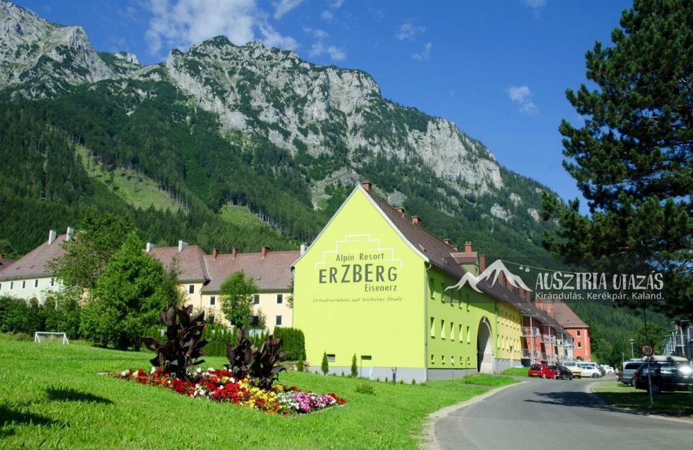 Erzberg-alpin-resort Eisenerz