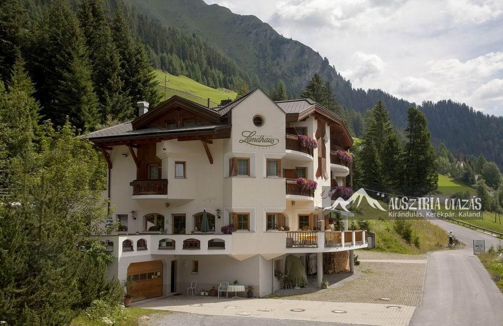 Hotel Landhaus Paradies Spiss