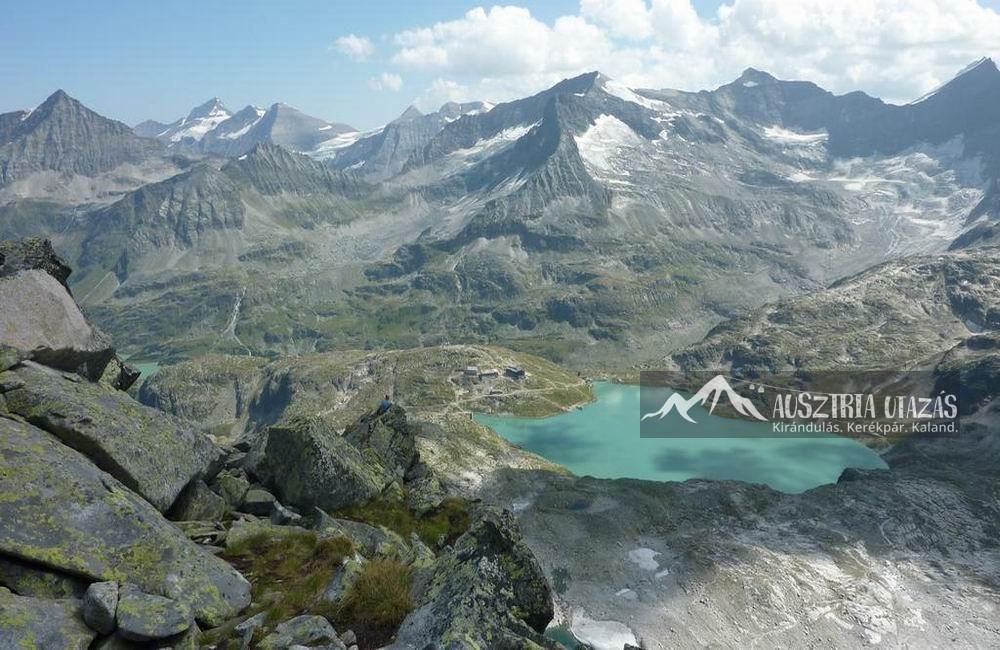 Weißsee-gleccser
