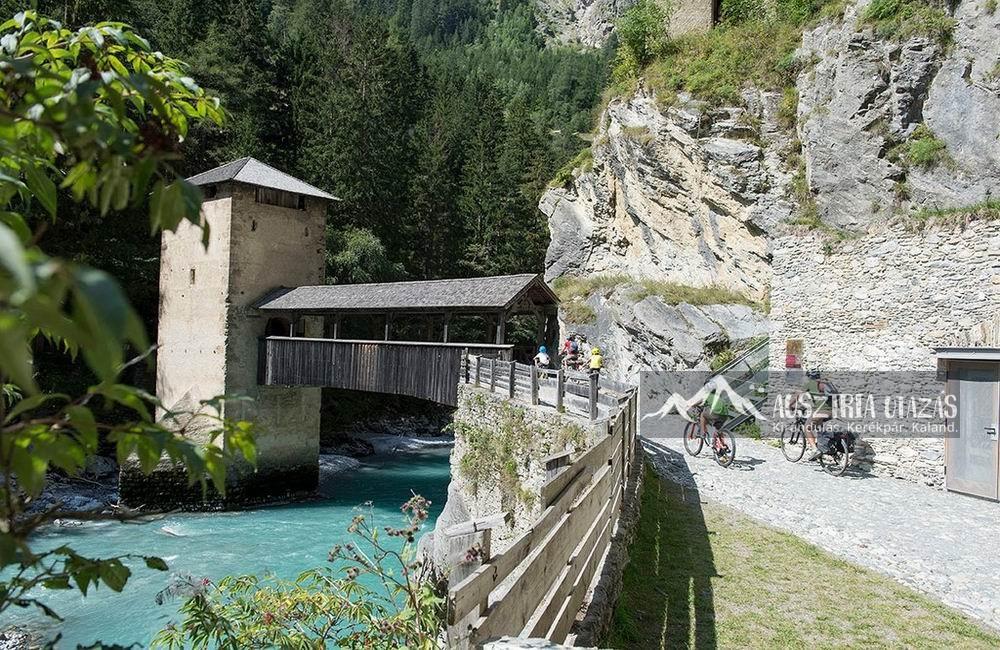 Altfinstermünz Nyugat-Tirol