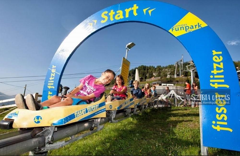 Funpark Fiss Nyugat-Tirol