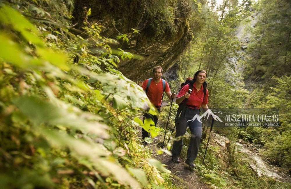 Radurschl-szurdok Pfunds Nyugat-Tirol
