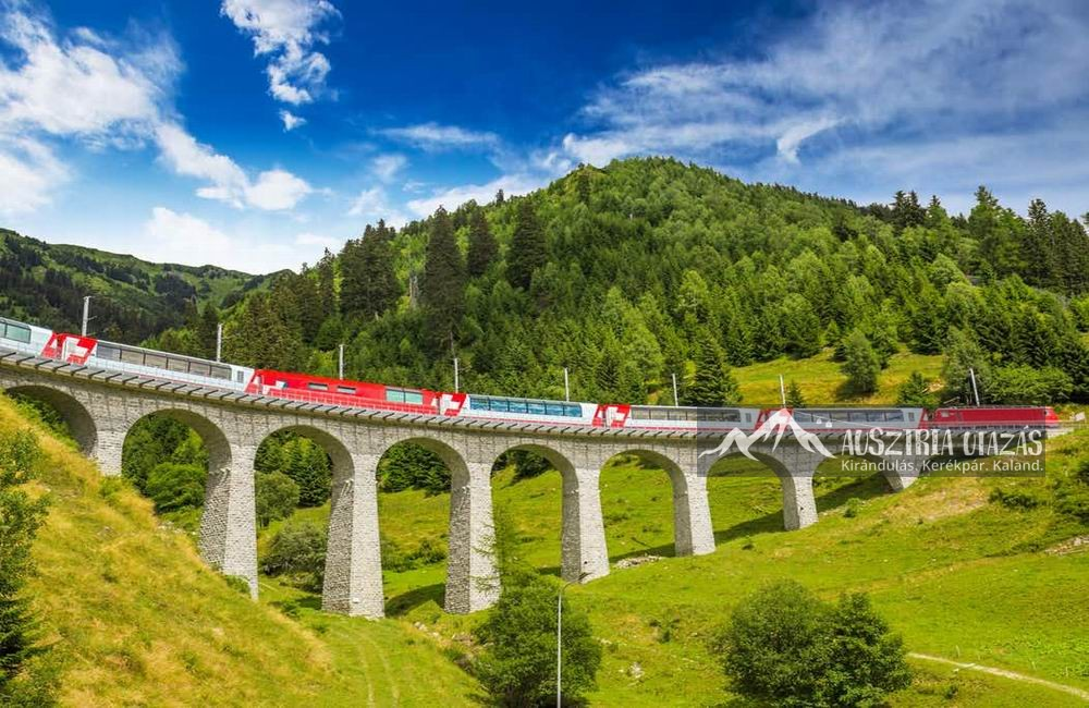 Bernina-Express Nyugat-Tirol