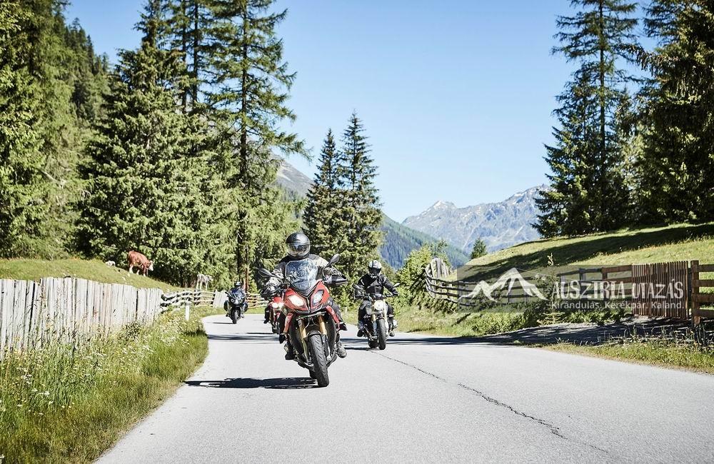 Kaunertal Nyugat-Tirol