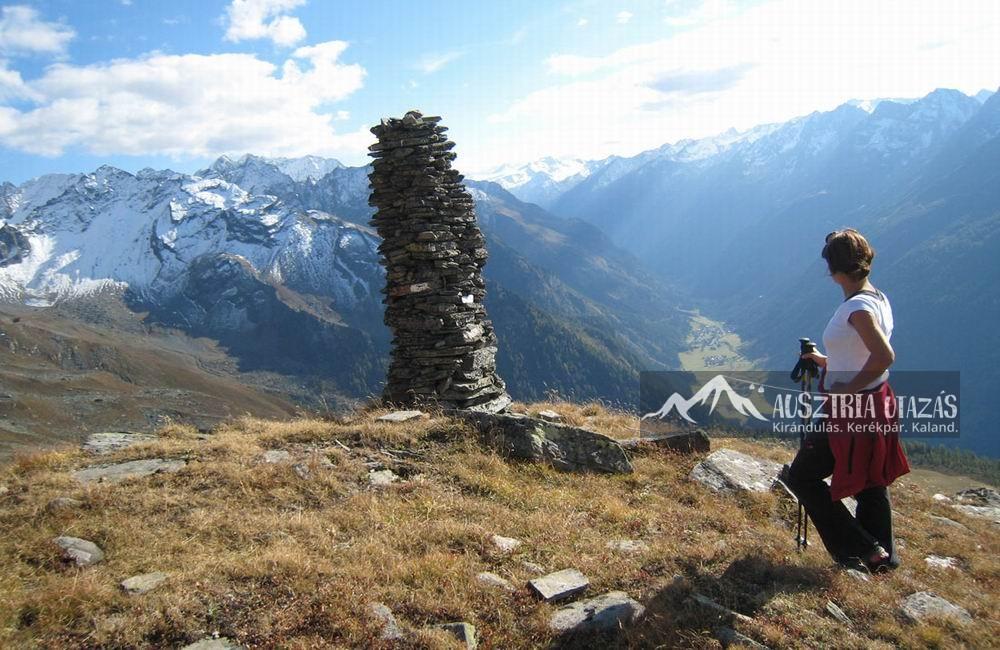 Krummersee Nyugat-Tirol