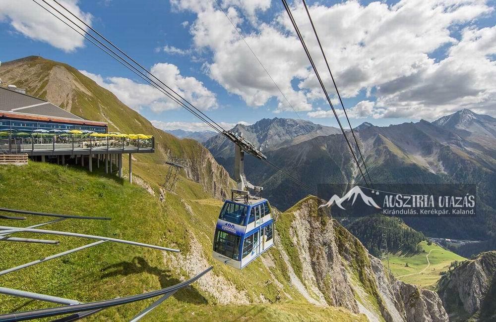 Samnaun Nyugat-Tirol