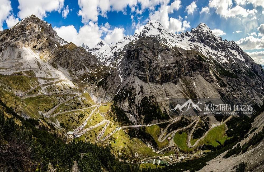 Nyár Tirolban svájci és olasz látnivalókkal