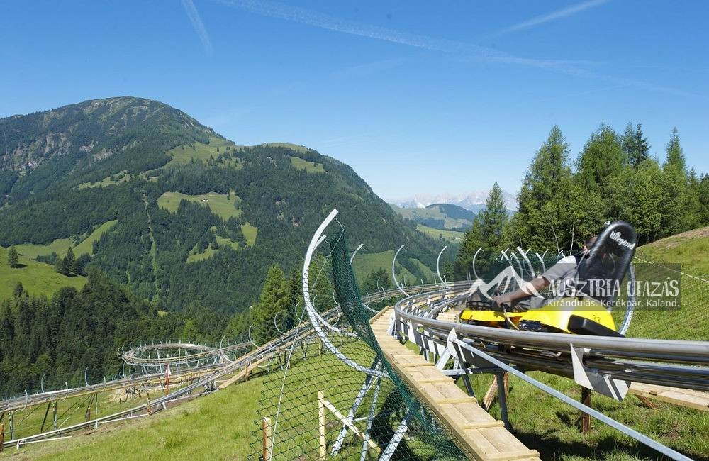Timoks bobpálya Tirol