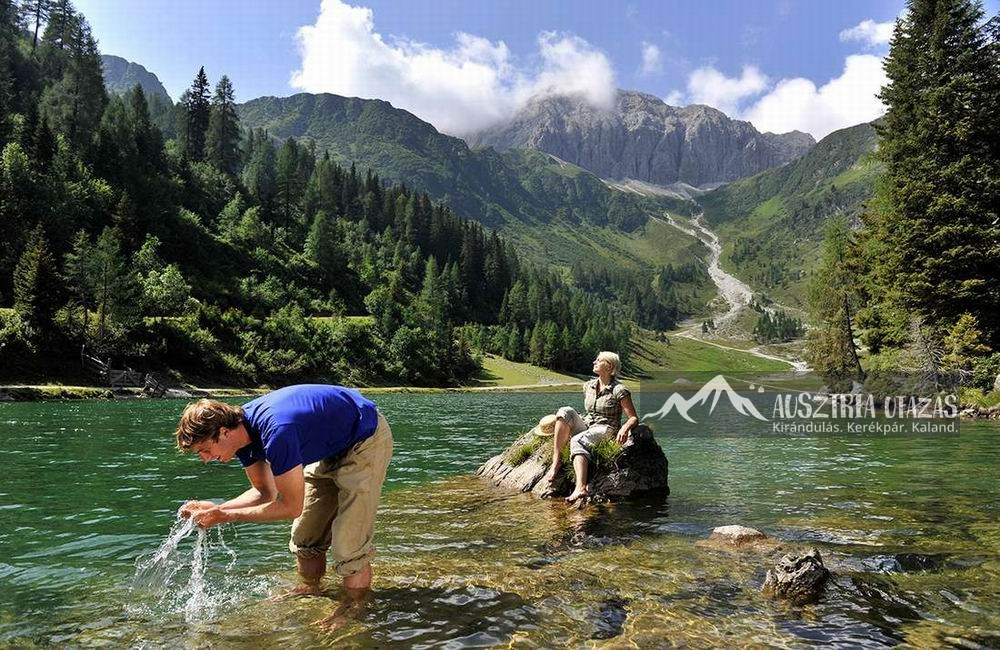 Tirol-Dolomitok all inclusive nyaralás