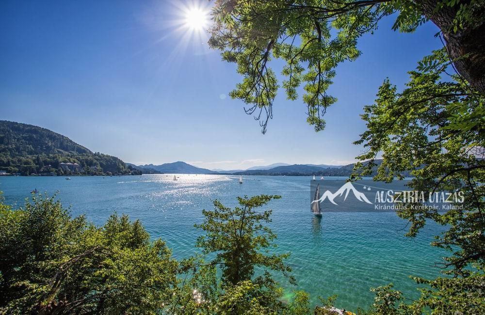 All inclusive nyaralás a Millstatti-tó mellett