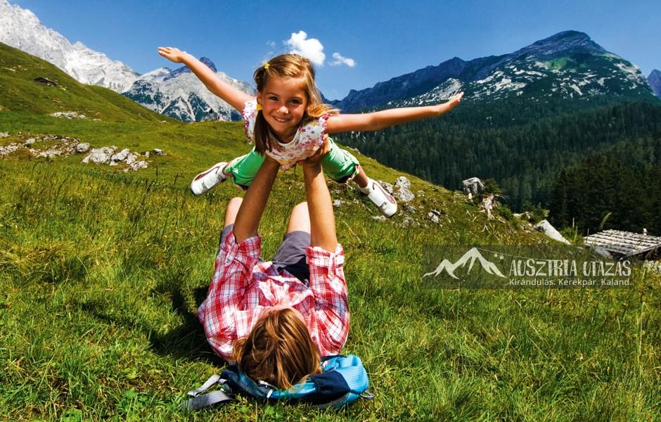 Salzburgerland all inclusive nyaralás