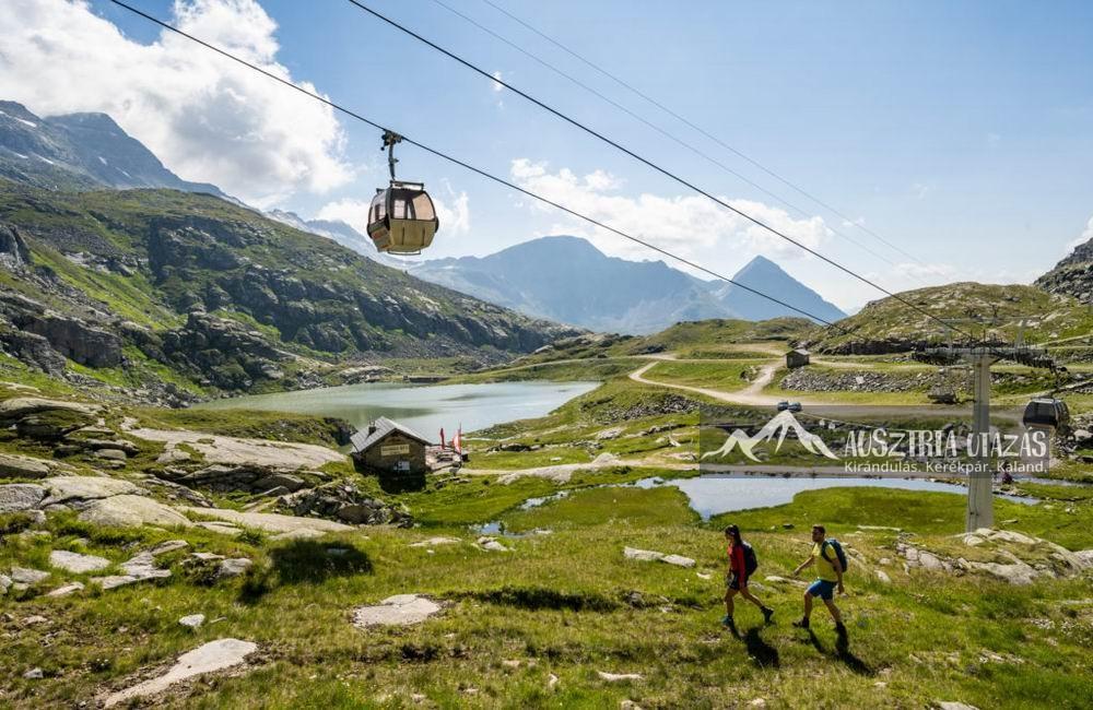 All inclusive nyár Karintia hegyvidékén